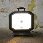 Cube lampe nomade