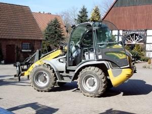Kramer Radlader 480 Diesel