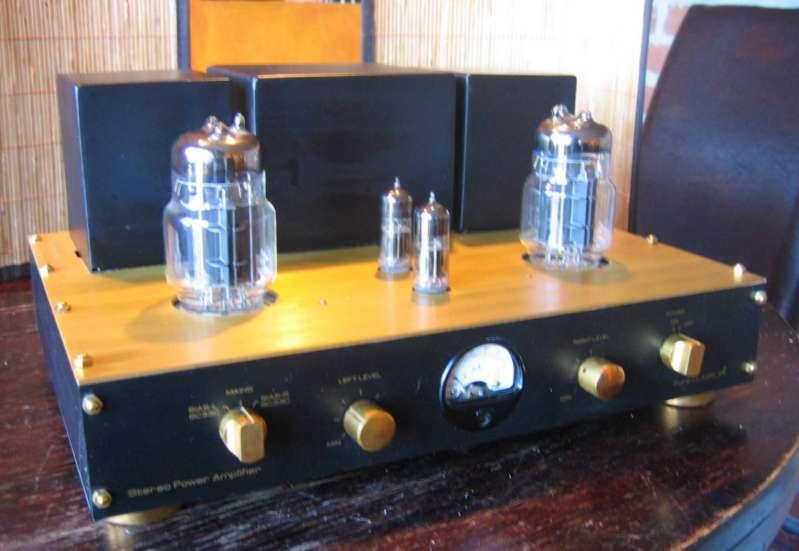 Amplifiers Vacuum Tube Systems Hi Fi Hihighend 6c33c