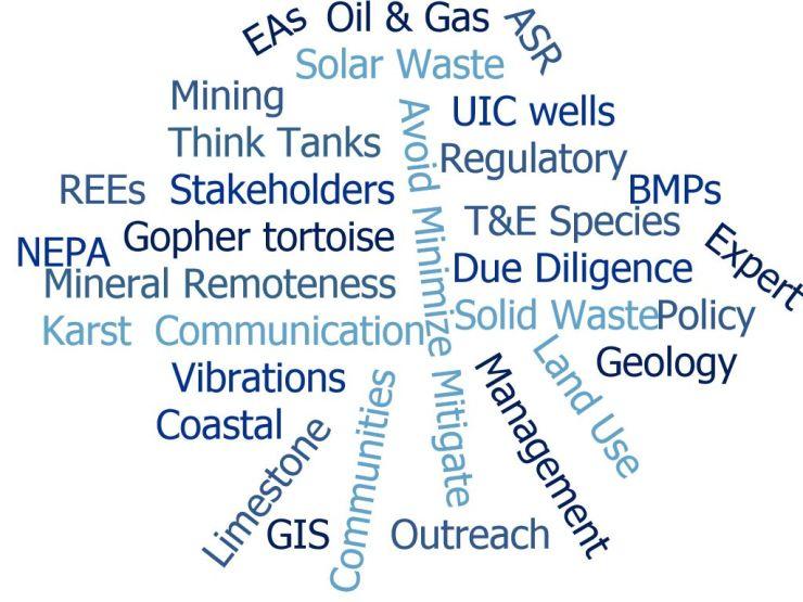services wordcloud