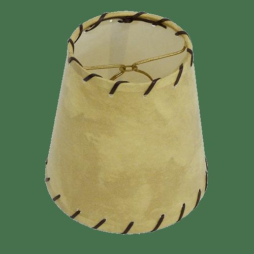 buckskin lampshade