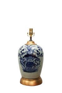 Blue And White Oriental Lamps. Interesting Blue And White ...