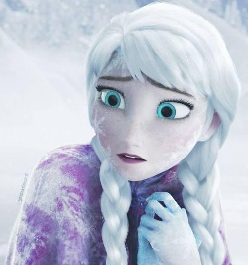 Gambar Elsa Dan Anna Frozen