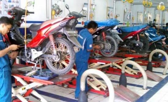 Service Rutin Motor Suzuki