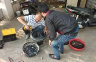 Dịch vụ sửa chữa máy hút bụi công nghiệp Hải Phòng