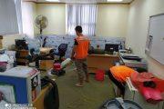 Tại sao phải giặt thảm văn phòng định kỳ
