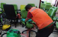 Báo giá dịch vụ giặt ghế văn phòng hải phòng
