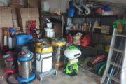 Dịch vụ cho thuê máy hút bụi công nghiệp Hải Phòng
