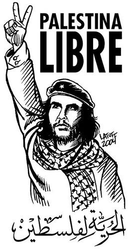 ENTALTO PALESTINA LIBRE!!!