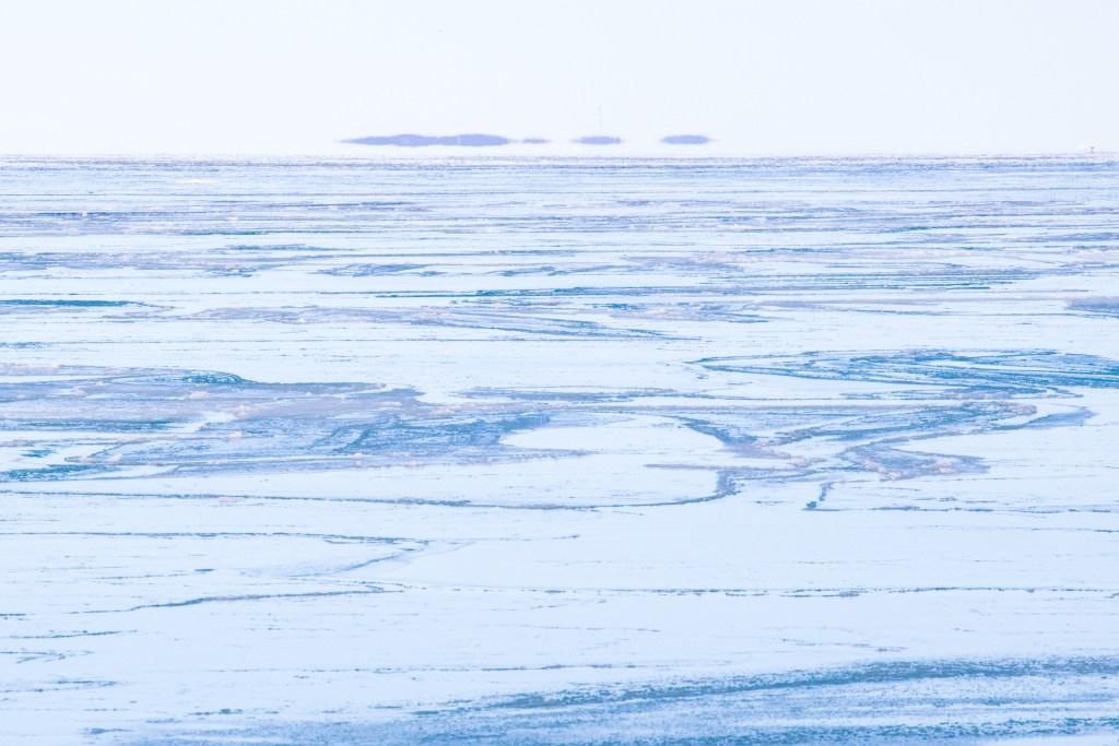 La neige et la glace sera toujours un défi pour votre posemètre. La compensation d'exposition est une solution rapide.