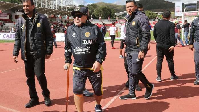¿Por qué Maradona tiene problemas para hablar, son las drogas? La explicación de Dalma