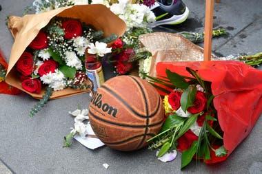Identificadas las nueve personas que viajaban con Kobe Bryant