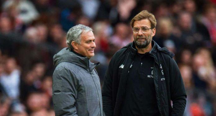 """Épico 'troleo' de Klopp a Mourinho: """"¿Era portero o de qué jugaba?"""","""