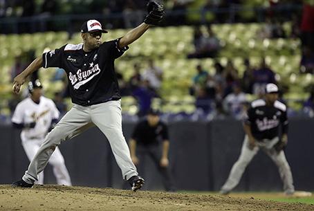 """Francisco """"Kid"""" Rodríguez debutó frente a los Leones del Caracas, la noche del martes. Lvbp."""