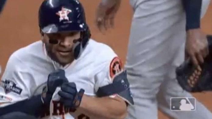 Altuve envuelto en polémica de los Astros