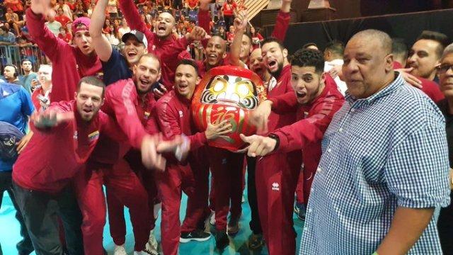 Vinotinto de Voleibol clasificó a los juegos olímpicos