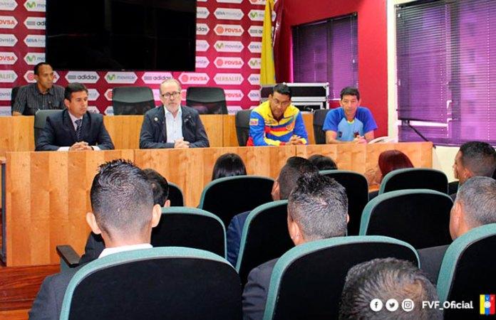 FVF acató decisión de la FIFA en el caso del descenso de Llaneros