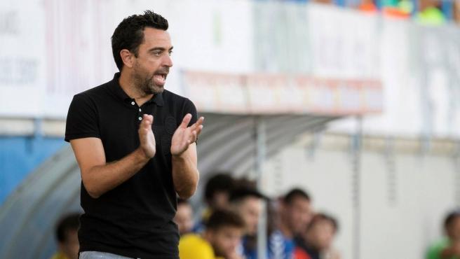 Xavi rompe su silencio tras rechazar la oferta del Barcelona: