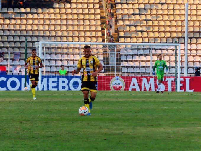 Deportivo Táchira se despidió de la Libertadores con victoria ante el DIM