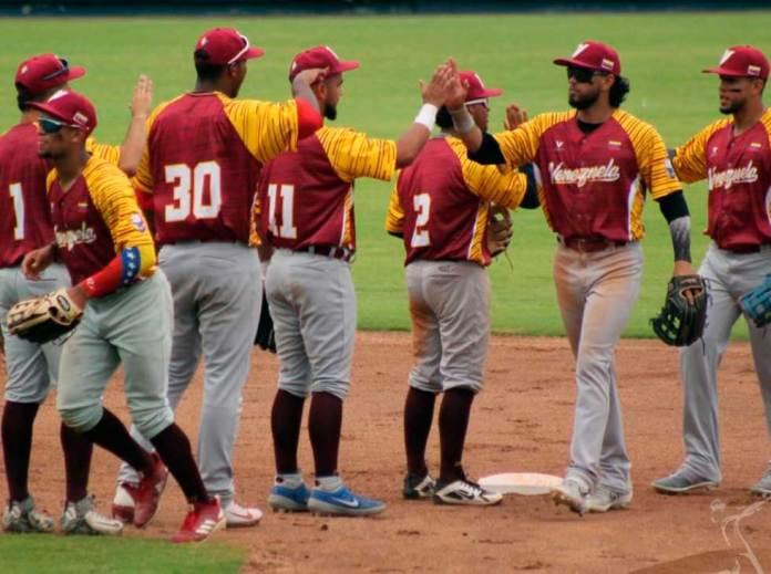 Vinotinto de béisbol despachó a Dominicana en premundial sub23