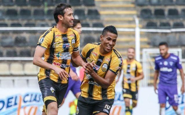 Deportivo Táchira venció a Metropolitanos 2 por 1 3n Pueblo Nuevo