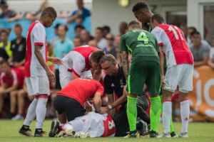 Milagro: el futbolista holandés que despertó después de casi tres años en coma
