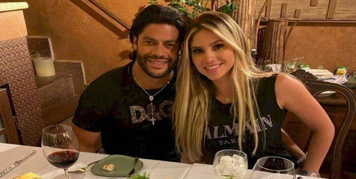 Hulk se casó con su sobrina