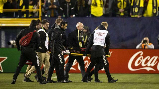 Por lesión, Josef Martínez le dice adiós a la temporada de la MLS