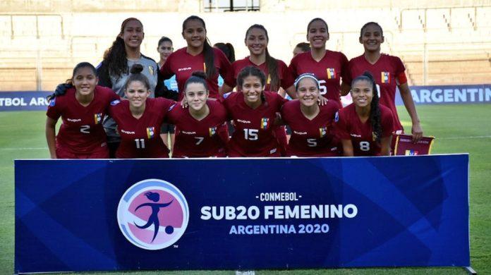 Venezuela aplasta a Ecuador en el Sudamericano femenino Sub 20