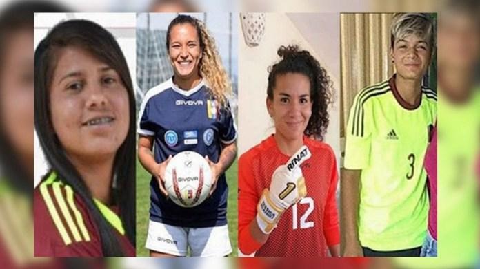 Cuatro futbolistas venezolanas dieron positivo al Coronavirus