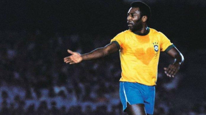 Pelé -757 goles
