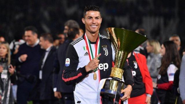 Los títulos en la exitosa carrera de Cristiano Ronaldo, ¿cuántos tiene?