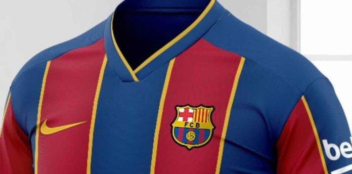 Falla de diseño en la nueva camiseta del Barcelona genera pérdidas millonarias
