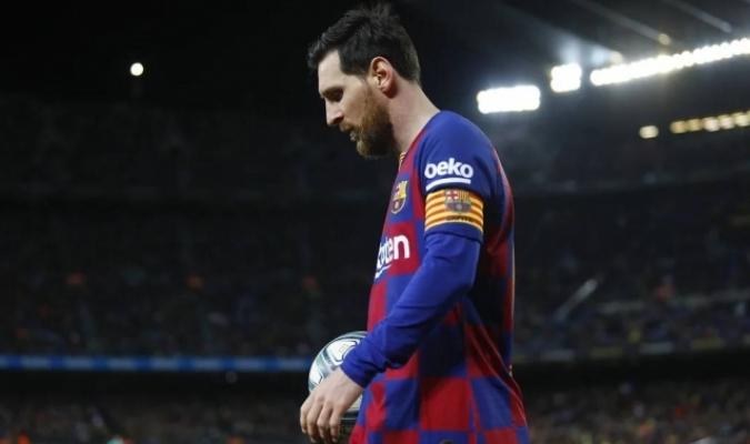 El City a la carga por Messi: 100 millones y tres jugadores