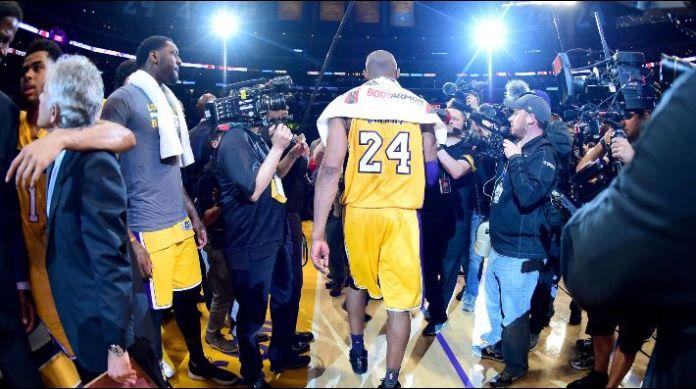Kobe Bryant, Los Angeles Lakers (Getty)