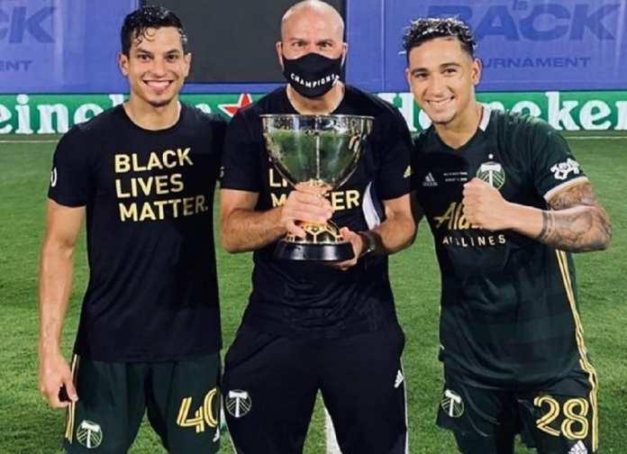 Venezolano Savarese aumenta su legado en la MLS