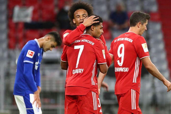 El Bayernsin perder filo arranca nueva temporada con un 8-0 al Schalke