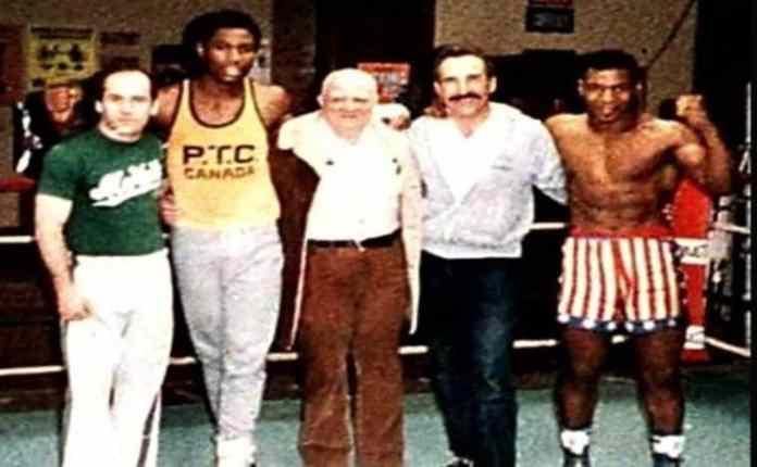 """""""Me quería matar"""": Lennox Lewis detalla su primer sparring contra un Mike Tyson de 17 años"""