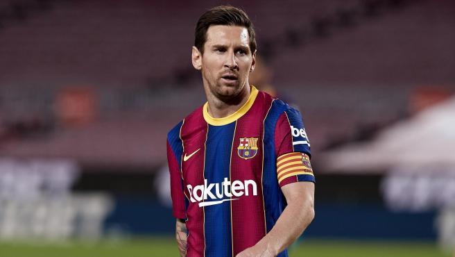 Por qué se molestó Messi: dijo estar cansado de ser el problema de todo en Barcelona