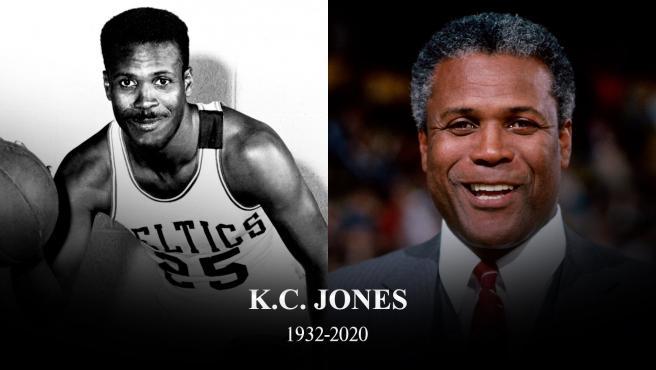 Muere K.C. Jones, leyenda de los Boston Celtics y 11 veces campeón de la NBA