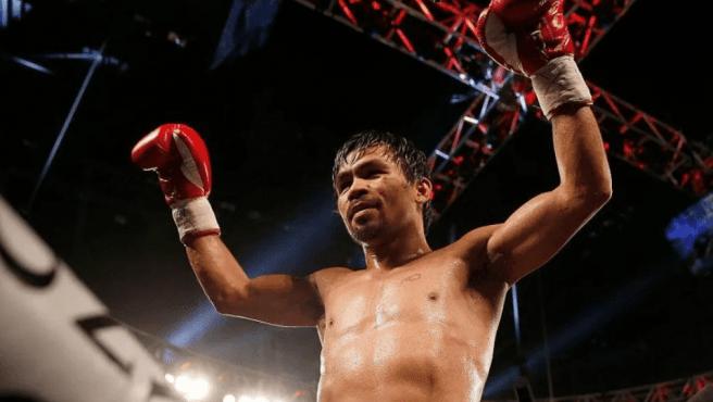 Manny Pacquiao es despojado de uno de sus cinturones de campeón de la AMB