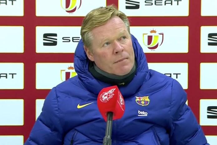 Koeman estalla contra la presión del PSG por Messi: «Es una falta de respeto»