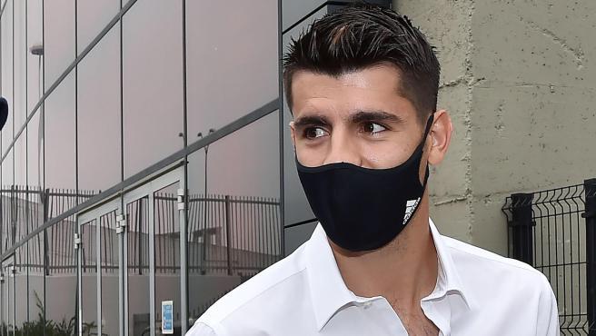 Álvaro Morata diagnosticado con extraño virus que le causó desmayó y que no tiene cura