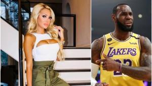 La fan expulsada del juego de la NBA por discutir con LeBron pide disculpas y recibe una oferta de la industria para adultos