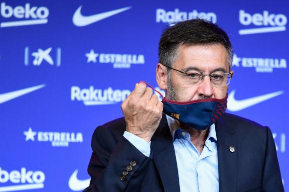 Josep Maria Bartomeu, expresidente del Barcelona, detenido a raíz del 'Barçagate'