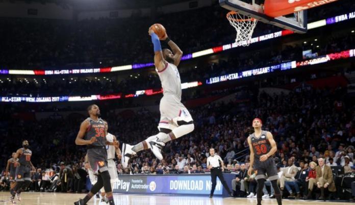 El All-Star de la NBA cambia pero no se detiene por la pandemia