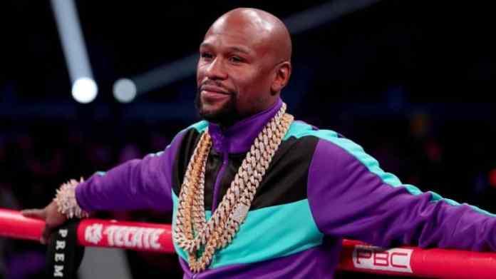 Mayweather: pelearé con Logan Paul porque es más famoso que cualquier boxeador