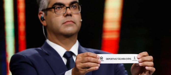 Táchira y La Guaira tendrán rivales brasileños y paraguayos en Libertadores
