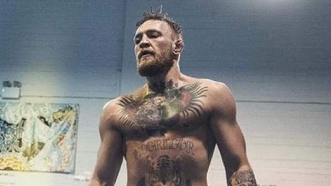 """Conor McGregor sigue empeñado en comprar el Manchester United: """"Podría hacer grandes cosas"""""""