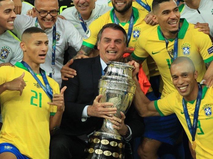Gobierno de Brasil asegura que la Copa América todavía no está confirmada